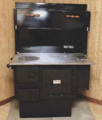 Bakers Choice With Side Reservoir and Warming Closet